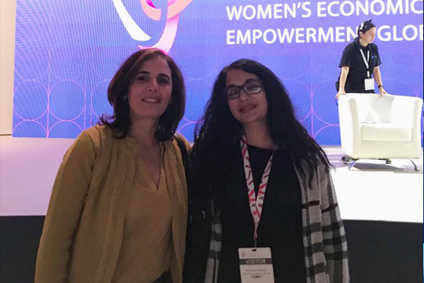 Women\\\'s Economic Empowerment Global Summit (WEEGS) in Sharjah, UAE