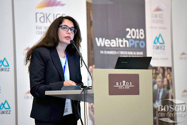 TLG Attends WealthPro Bosco Conference , in Ras Al Khaimah 2018