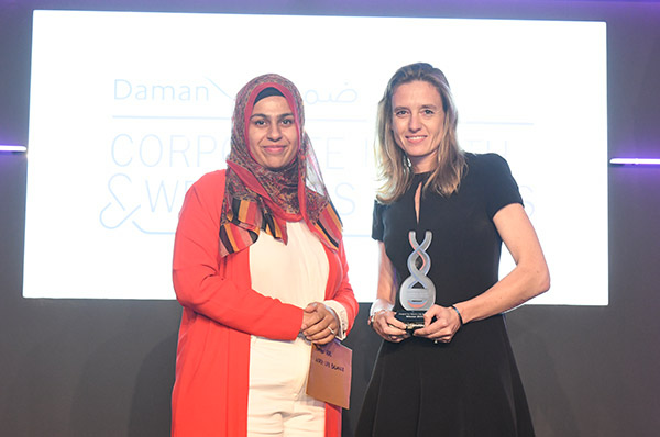 The Daman Corporate Health and Wellness Awards 2019