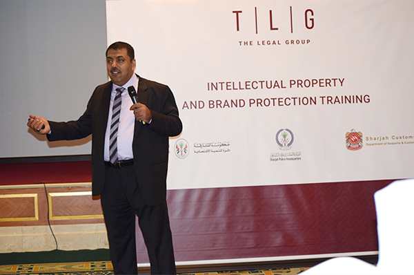 TRAINING FOR IP ENFORCEMENT AUTHORITIES 2019 – SHARJAH
