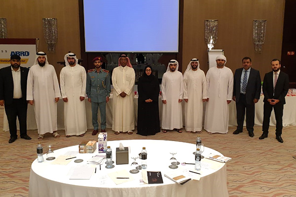 Training for IP Enforcement Authorities in Ajman