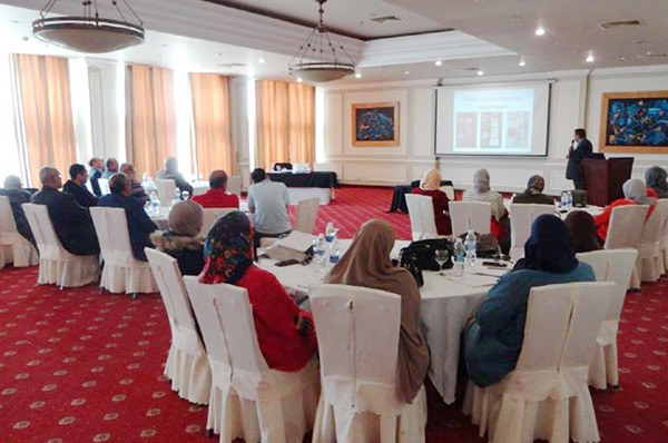 TLG Intellectual Property Training in Egypt