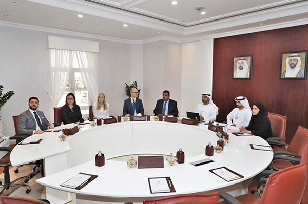 TLG and Reckitt Benckiser honor Sharjah Economic Development Department for its efforts to protect its trademark from counterfeiting and fraud